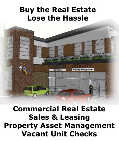 Commvest Realty and Quality Property Management in Grande Prairie Alberta